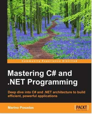 Portada de Mastering C# and .NET Programming